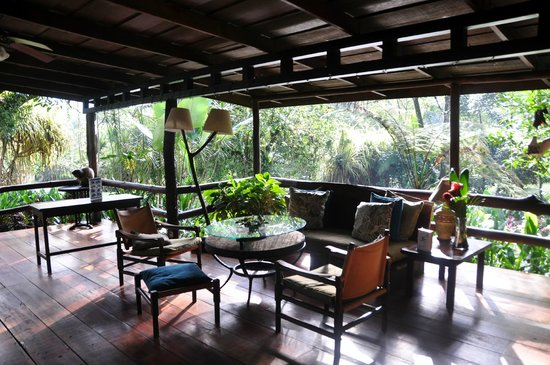 Chachagua Rainforest Eco Lodge: Reception