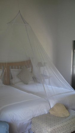 Klein Waterval Riverside Lodge: Bedroom