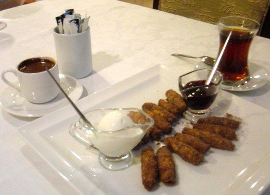 Kordon Yengec Restaurant: Yengec Restaurant