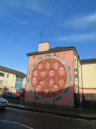 Republican Murals: Bloody Sunday