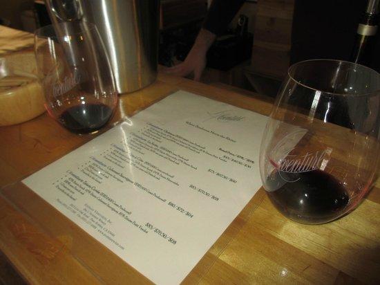L'Aventure Winery: Wine at L'Aventure