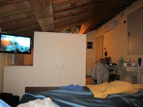Il Pagliericcio: foto della camera