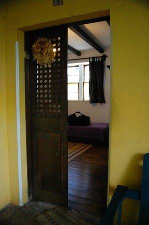 Hotel La Posada: la chambre