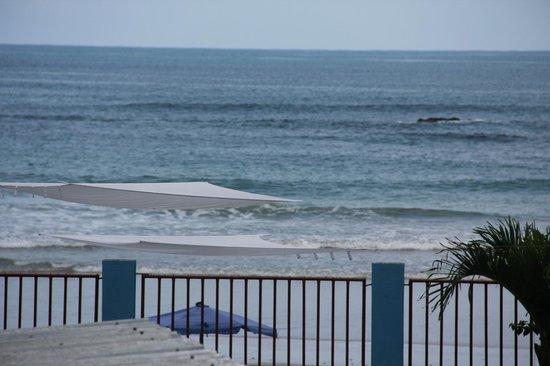 Hotel Villa Amarilla: view from Mermaid room