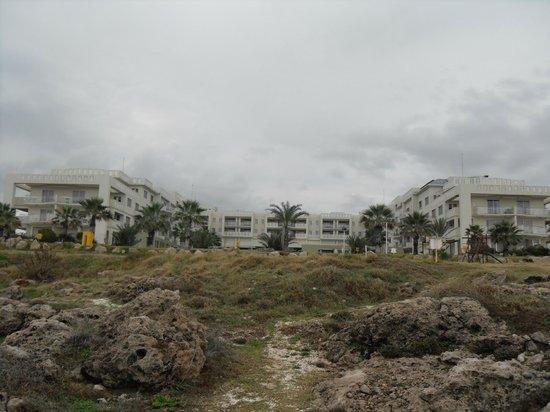 "Capital Coast Resort & Spa: Hotel from ""beach"""