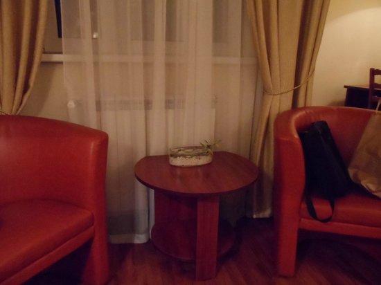 Armonia Hotel: coffee table