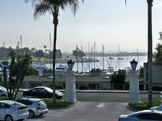 Glorietta Bay Inn: View of the Bay