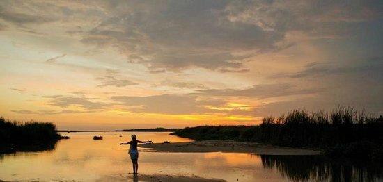 Barra Vieja Beach: los mas hermosos atardeceres!!!