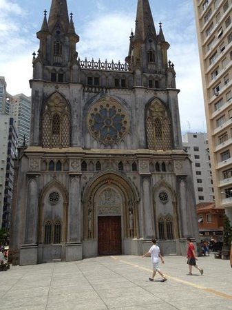 Basílica Menor de Santo Antônio do Embaré