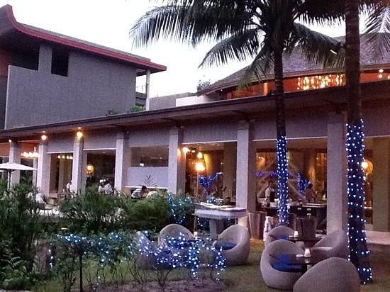 Renaissance Phuket Resort & Spa: Xmas Eve 2012