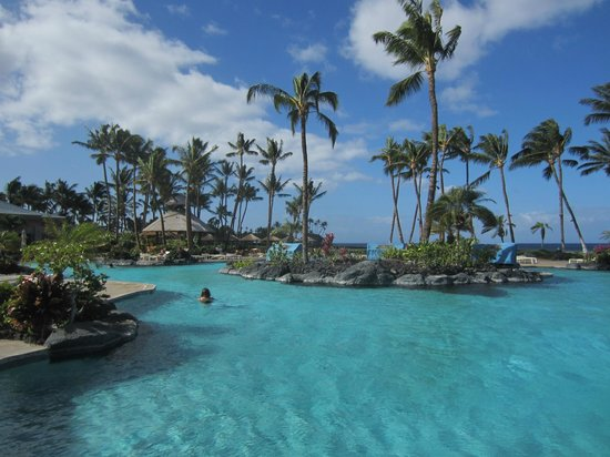 Fairmont Orchid, Hawaii: Fairmont Orchid - Pool