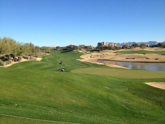 The Westin Kierland Resort & Spa: golf