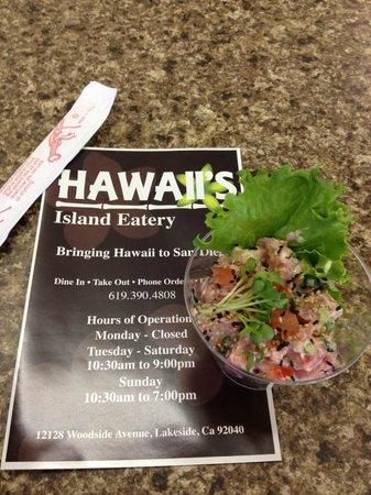 Hawaii's Island Eatery: Spicy Mayo Poke