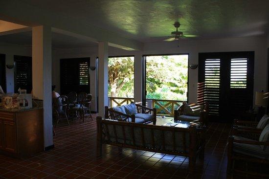 أناكونا بوتيك هوتل: Kitchen area for suite 