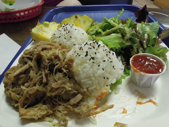 Kono's Restaurant: filled me for most of the day...