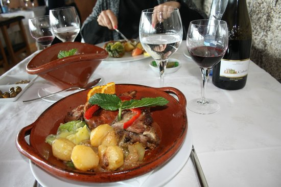 Top 10 restaurants in Geres, Portugal