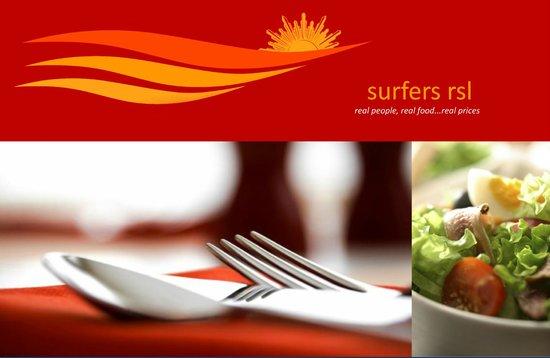 Surfers RSL: Temptations Restaurant