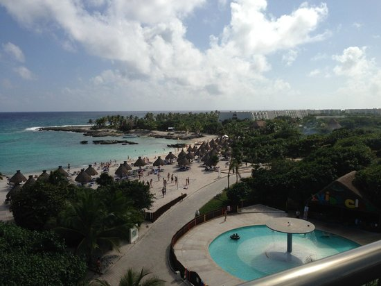 Grand Sirenis Mayan Beach Resort & Spa : view for members only