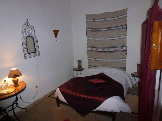 Riad Limouna: Chambre