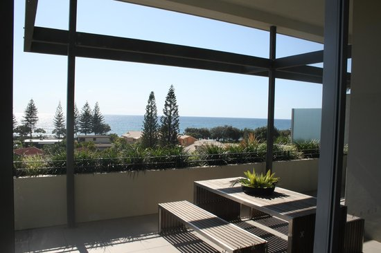 Nautilus Beachfront Villas & Spa: amazing view