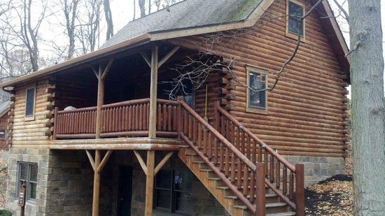 Donna's Premier Lodging: Cabin #5