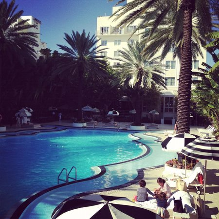 The Raleigh Miami Beach: The Raleigh Pool