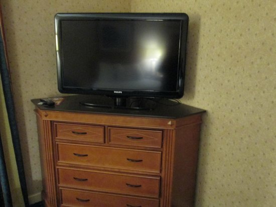 Holiday Inn Vancouver Airport: Up-to-date tv