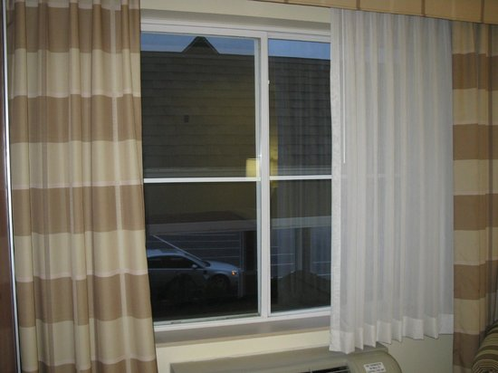 Country Inn & Suites By Carlson, Wytheville: View from the room