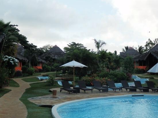 Loharano Hotel: la fantastica piscina