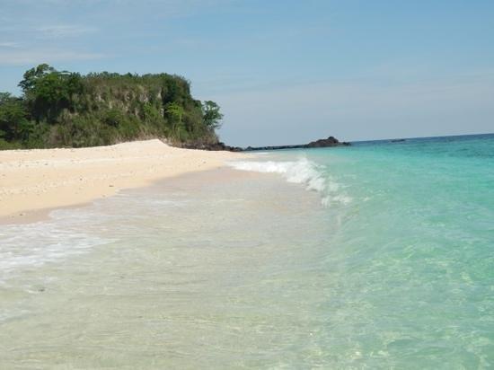 Loharano Hotel: Fahiny l'isola delle conchiglie