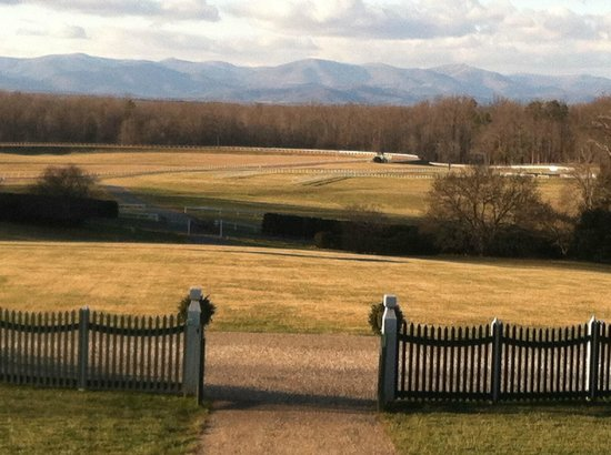 James Madison's Montpelier: Montpelier's view