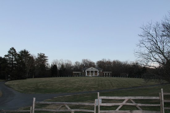 James Madison's Montpelier: Front of Montpelier