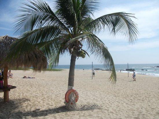 Hotel Suites Villasol: tarde en la playa
