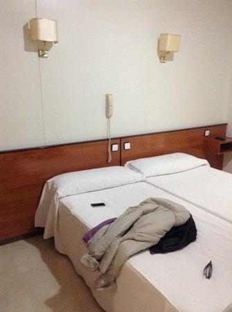 Hotel Condal : letto separato