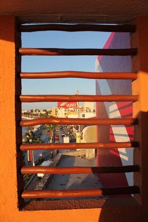 فيستا ديل مار بوتيك هوتل: Balcony view 