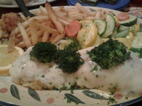 Marietta Diner: Princess Chicken