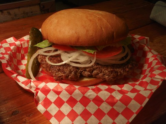Nelly's on Rt.66: Reentz Burger