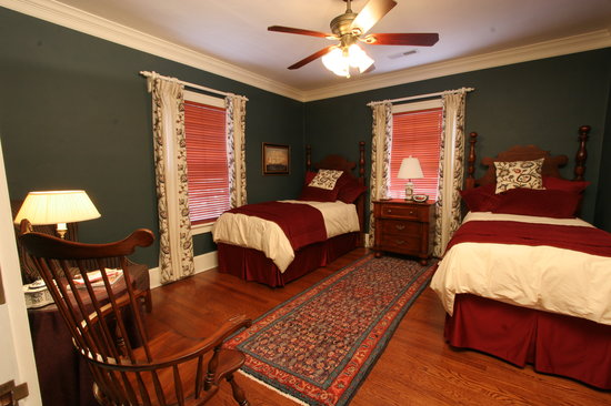 Sidwell Friends Bed and Breakfast: Windsor