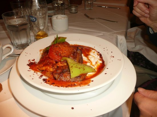 Denis Restaurant: Iskender