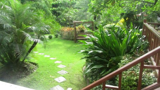 The Sea-Cret, Hua Hin: gardens