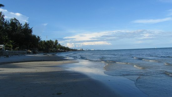 The Sea-Cret, Hua Hin: hua hin beach