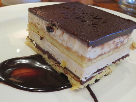 The Farm Table: Opera cake...oh goodness
