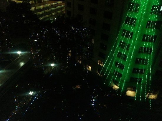 The Westin Riverwalk, San Antonio: View from the 11th floor