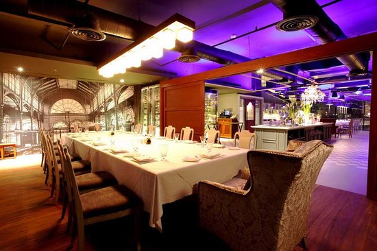 FUZiO, Stylish Italian Cuisine: Private Room