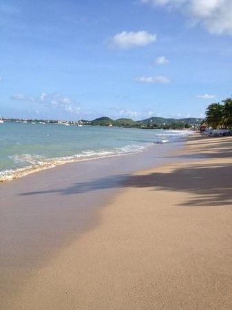 Coco Palm Resort: rodney bay