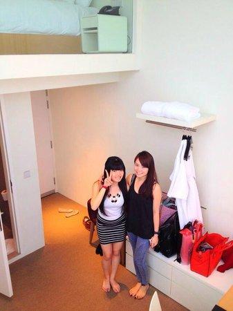 Studio M Hotel: Premier loft room