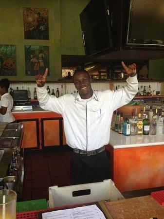Coco Palm Resort: Dwight