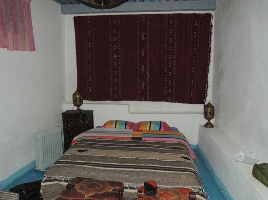 Riad Amazigh Meknes: My Riad Amazigh room