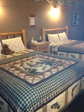 Trout Lake Valley Inn: beautiful, clean country appointments