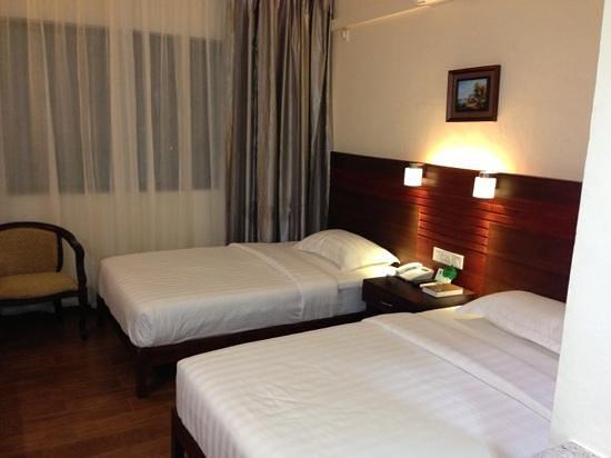 Hotel Essencia: Family Room